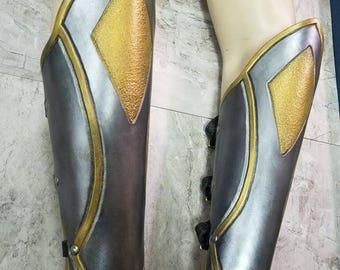 Leather Armor Juggernaut Bracers uCSnH2T