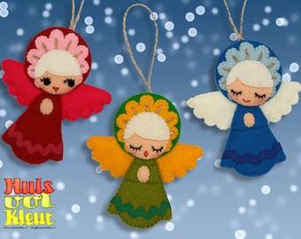 DIY Christmas Angels