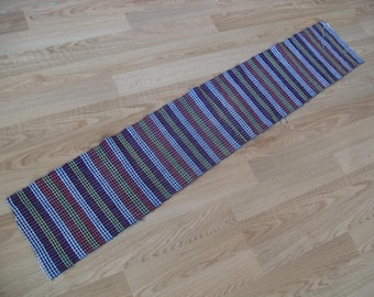 "TABLECLOTH Cotton runner for table ,cotton , runner, 12"" x 64"" ,"