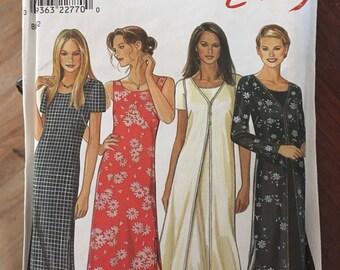 New Look Easy 6835 dress pattern size 10-22
