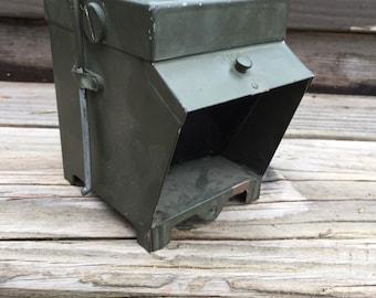 World War 2 British Lantern Electric Traffic Box WW2