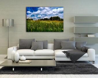 """Canvas """"Summer Meadow"""""""