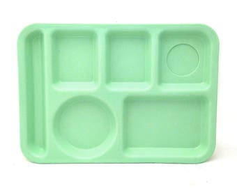SiLite Trays | 8 Trays | Set of Eight (8) Multi-compartment Trays