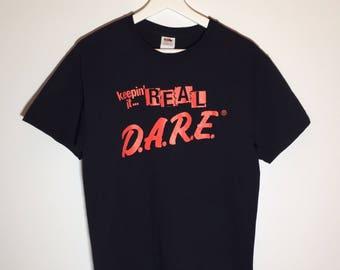 D.A.R.E Tshirt - medium