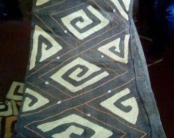 Kuba vintage cloth