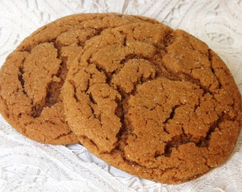 Molasses Cookie Mix, old fashioned cookies, ginger cookies Moeggenborg Sugar Bush