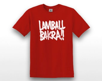 LAMBALL BAKRA Logo T-Shirt