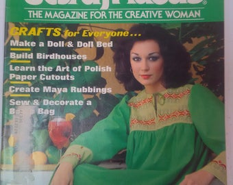 Decorating and Craft Ideas, May 1977, Volume 8, No. 4