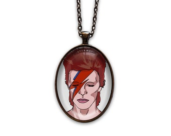 Man from Mars Necklace