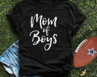 Mom of Boys Shirt| Mothers Day Gift| Boy Mama Shirt| Boy Mom Shirt| Boy Mom| Mothers day Shirt| Cute Mom Shirt| Mothers day Shirt