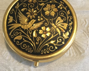 Vintage Pill Compact