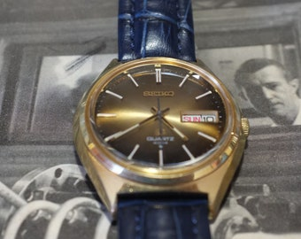 1976 Seiko 4004 Quartz movement