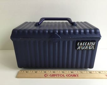 "SASSABY Model 107 Cosmetics/Accessory Organizer Mini ""Caboodles"""