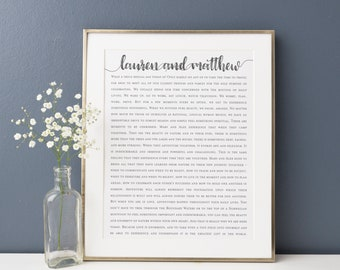 Love letters etsy