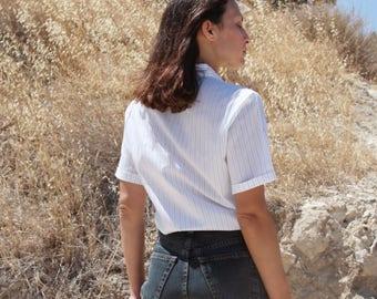 Petrol vintage Yanchee cut jeans denim high waist shorts.size 26