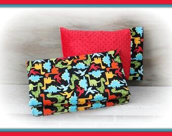 Dinosaur Nap Mat Cover -Kindermat Cover - Preschool- Daycare - Kindergarten