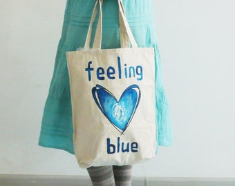 Tote Bag Canvas, Tote Bag , Shopper Bag, Eco Tote Bag, Grocery Bag,Market Bag, Gift for Her Shopping bag Grocery Bag