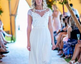 One of a Kind wedding dress