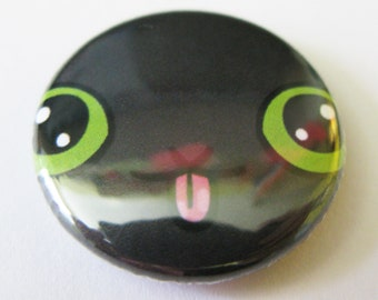 Soosh! Badge - Eyes for days