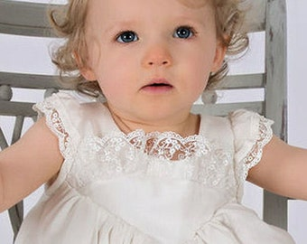 Christening Gown, Amelia by Okika
