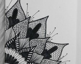 Small Zentangle Design