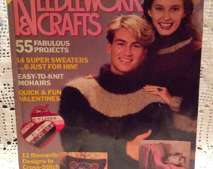 McCall's Needlework & Crafts Magazine (1990)