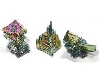 High quality small piece of Bismuth.  All stones hand picked!