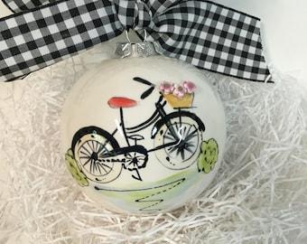 Bike Ornament