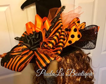 Black and orange fantasy