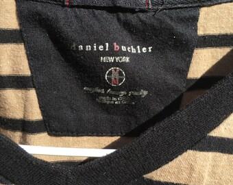 Men Daniel Buchler New York shirt M