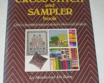 Cross Stitch and Sampler Book