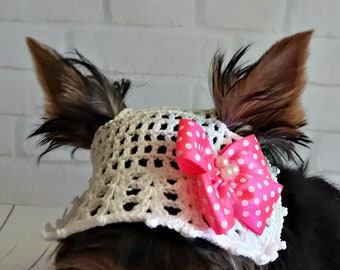 knit crochet dog hat caps for dogs puppy hat knitted dog hats yorkie dog hat gifts for pets yorkie dog clothes chihuahua clothing hat dog
