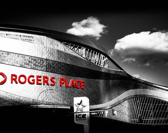 Rogers Place Photography Print