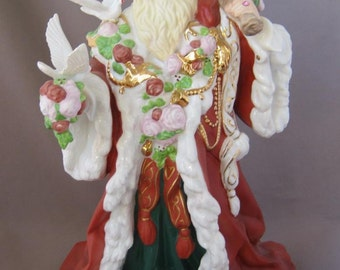 Franklin Mint Spirit of Christmas new in package