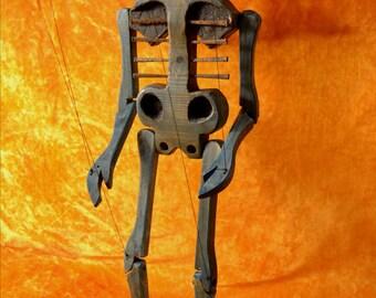 Skeleton (Calaca) Marionette