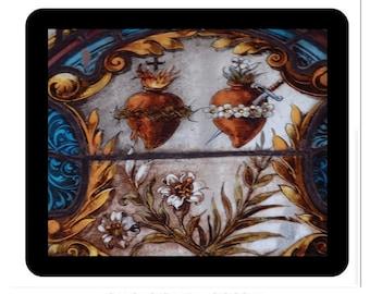 Sacred Hearts MousePad