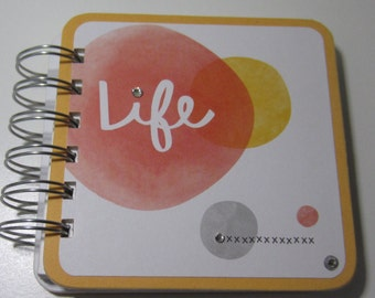 Life Password Book
