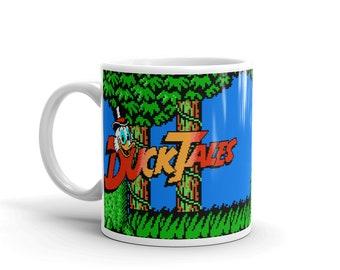 Duck Tales NES Mug