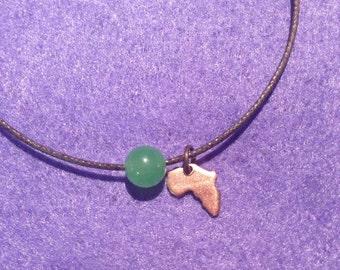Africa bracelet - African jewelry - Adoption jewelry - Ethiopia adoption bracelet
