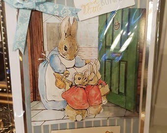 Good Little Bunnies Greeting Card  from Peter Rabbit Collection