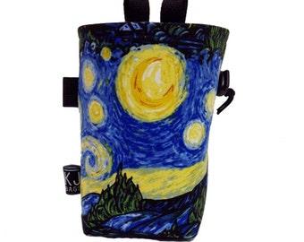 Starry Night Chalk Bag