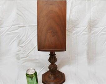 Vintage Wooden Studio Photo Stand