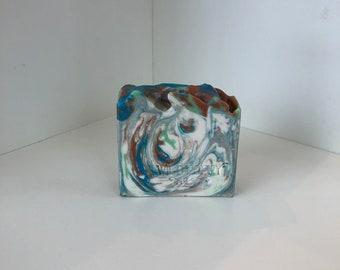 Sweet Musk Soap/ Artisan Soap / Handmade Soap / Soap / Cold Process Soap