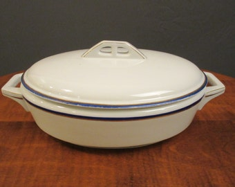 Hutschenreuther covered vegetable dish