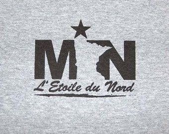 Minnesota Motto T Shirt