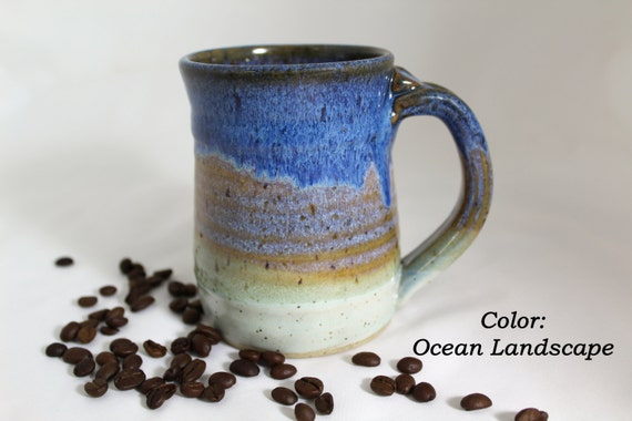 Sea Inspired Mugs