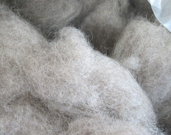 Bulk Rovinyg - 3 lbs.   100% Natural Romney wool for spinning, felting or crafting, 3 pounds
