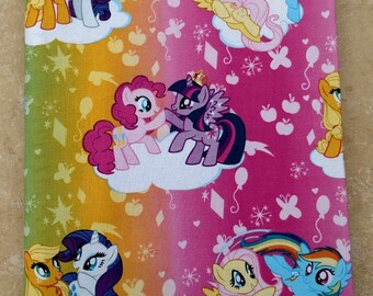 My Little Pony Spiral Notebook Bookcover