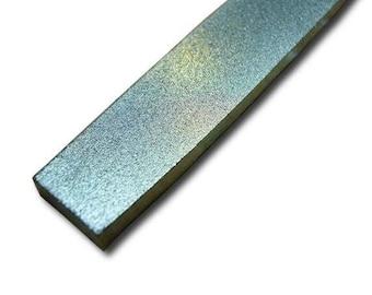 """GLS-340, 10"""" Diamond Coated Flat File Medium Grit 120"""