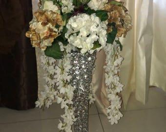 Sarah Floral Vase